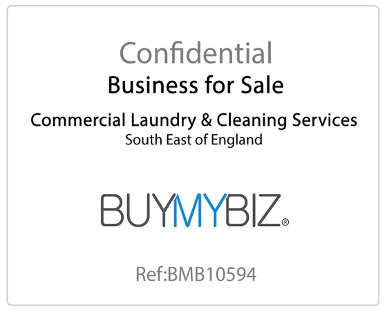 Commercial Laundry & Cleaning Services for Sale - BMB10594 Vexus Corporate Limited