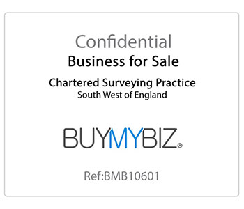 Chartered Surveying Practice for Sale!
