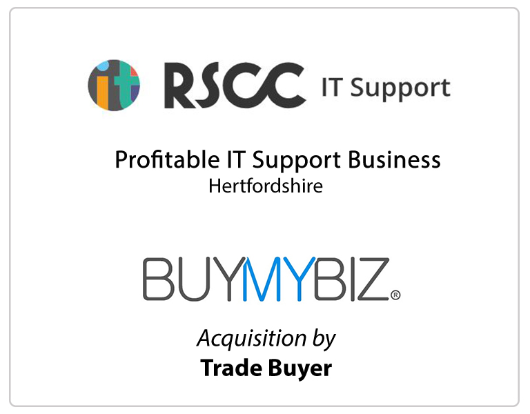 Profitable IT & Network Support Business SOLD - BMB10577 Vexus Corporate Limited