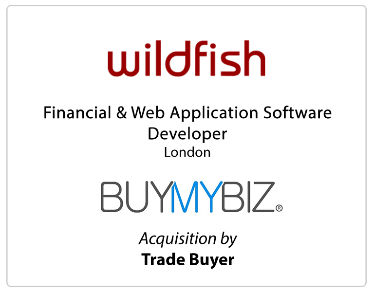 Financial & Web Application Software Developer Business SOLD - BMB10596 Vexus Corporate Limited