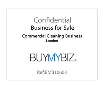 Commercial Cleaning & Soft FM Services for Sale!