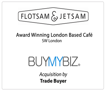 BuyMyBiz Leads the Sale of an Award Winning London Café