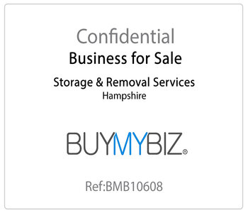 Storage & Removal Services Business for Sale